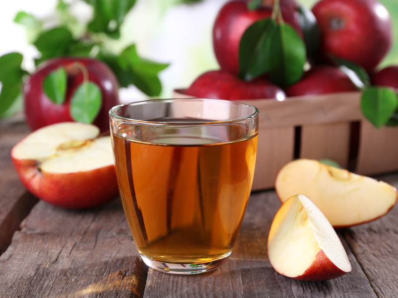 apple-juice organic